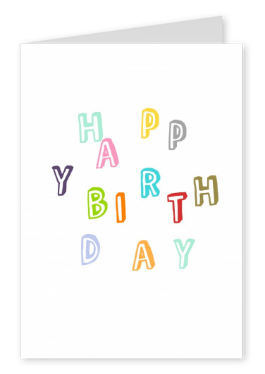 Create Your Own Birthday Cards Online Free Printable Templates
