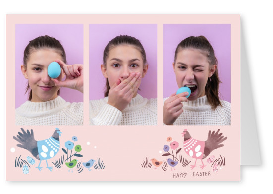 Happy Easter - Anna Grimal