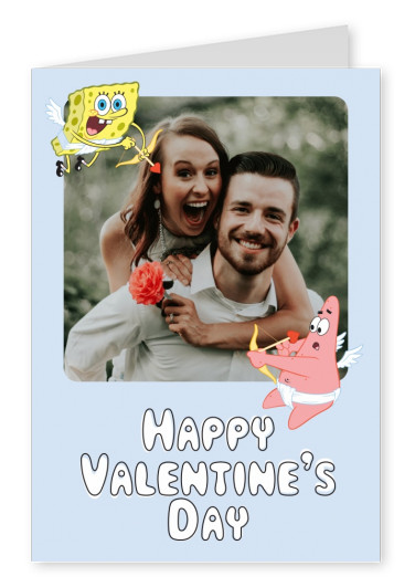 Happy Valentine's Day - Spongebob