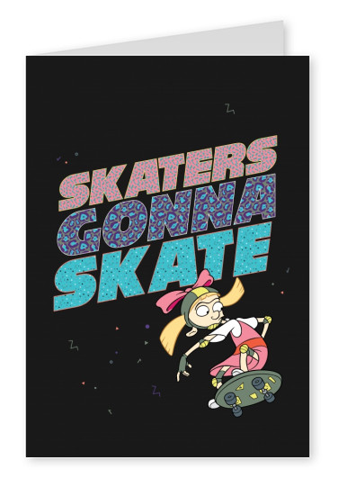 Hey Arnold! - SKATERS GONNA SKATE