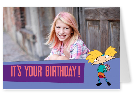 Hey Arnold! - IT'S YOUR BIRTHDAY!