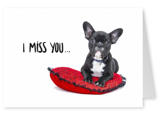 Customized i love you cards online printed mailed for you i miss you m4hsunfo
