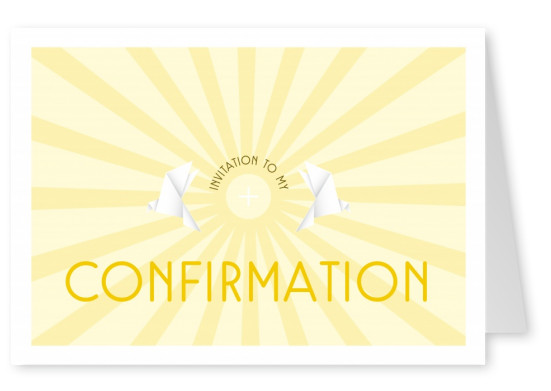 Invitation to my Confirmation