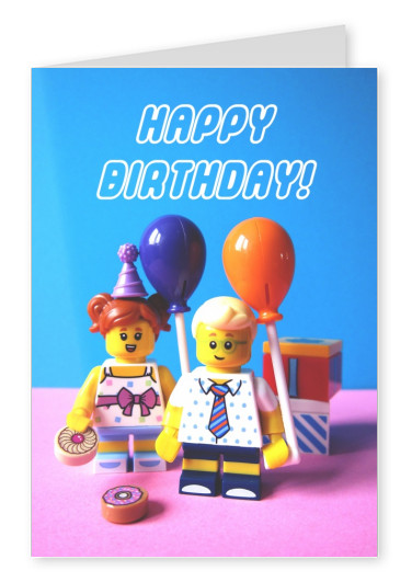 photo LEGO birthday