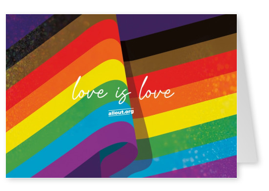 greeting card love is love