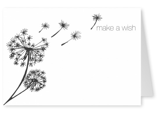 Per la notte di Design make a wish