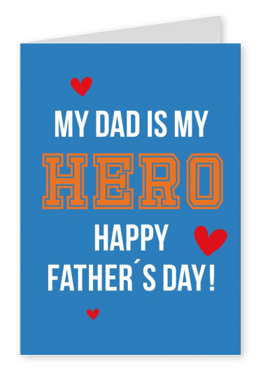 Happy Father`s Day card