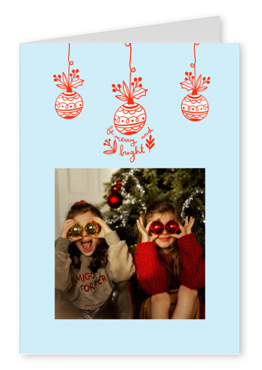 Be merry and bright - Anna Grimal