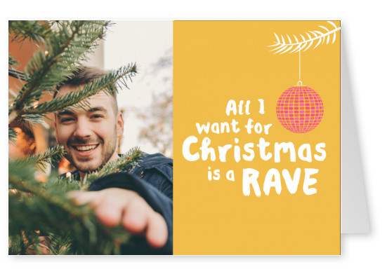 All I want for Christmas is a rave - Bletti