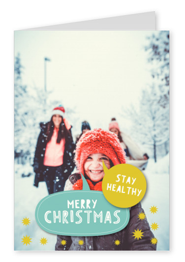 Merry Christmas & Stay healthy - Bletti