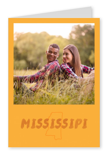 orange card, mississipi