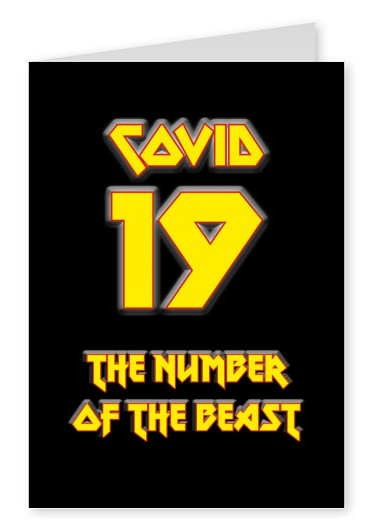 Covid-19 The number of the beast