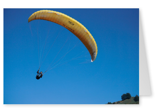 James Graf photo parapente