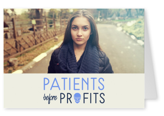 Patients before Profits