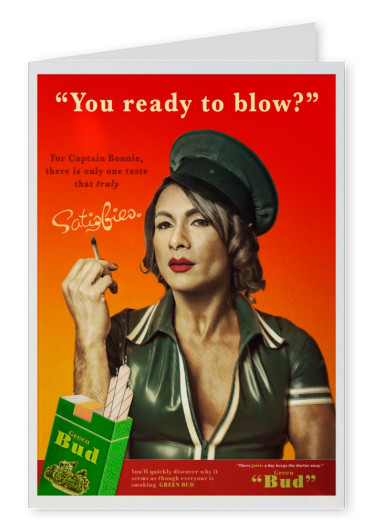 Maria Cavali photo You read to blow?