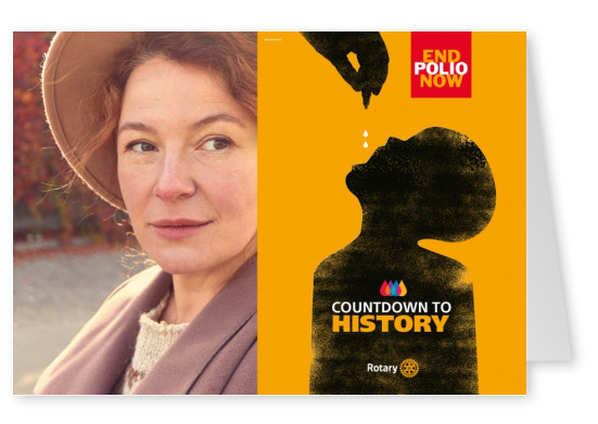 Countdown to history – End polio now