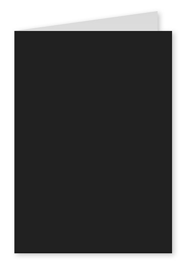 coulourful bold font on black ground