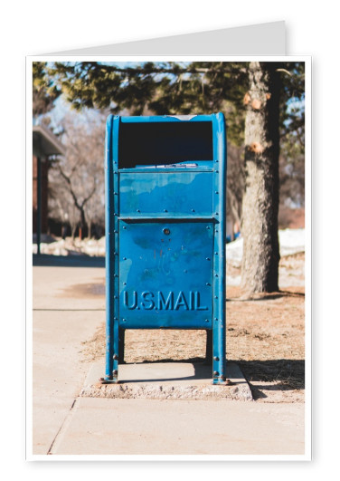 photo US mail box