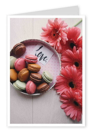 photo macarons