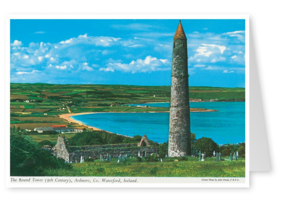 The John Hinde Archive photo The Round Tower, Ardmore