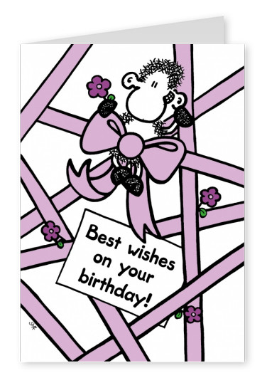 Sheepworld Best Wishes on your Birthday