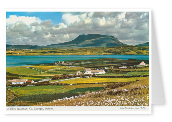 John Hinde Arkiv foto Muckish Berg, Co. Donegal