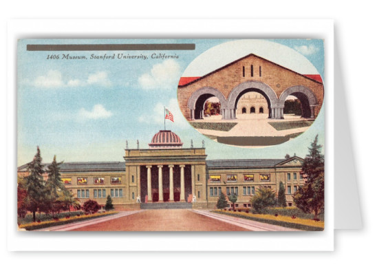 Stanford, California, Museum, Stanford University