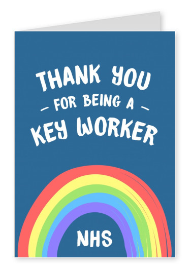Thank you for being a key worker