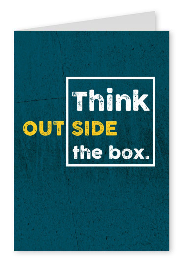 graphic of a white box and white & yellow grungy letters on grungy background