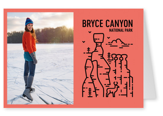 Bryce Canyon National Park Graphic