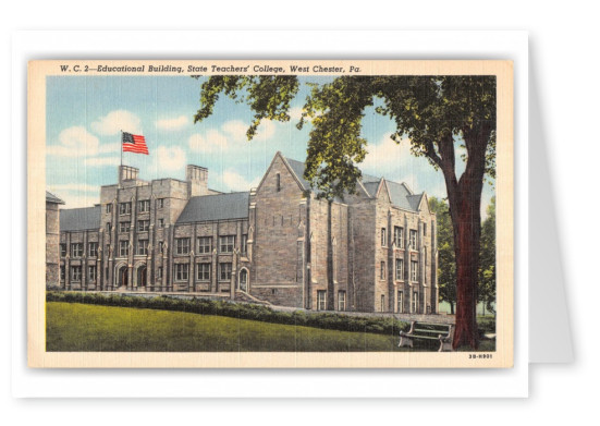 West Chester, Pennsylvania, Educational Building