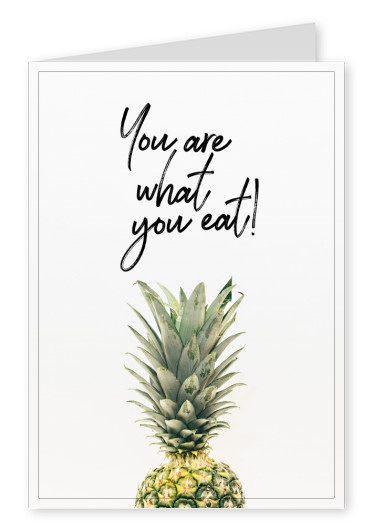 you are what you eat - food quotes