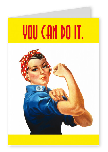 Rose the Riveter illustration