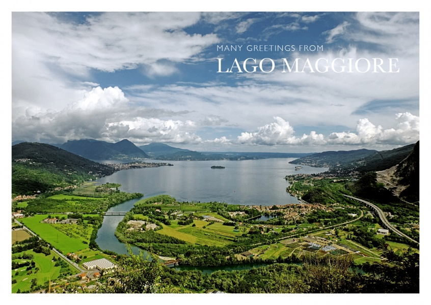 photo of lago laggiore