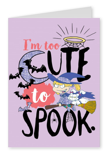 Rugrats - I´M TOO CUTE TO SPOOK