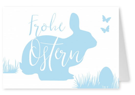 Frohe Ostern hase