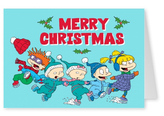 Rugrats - MERRY CHRISTMAS