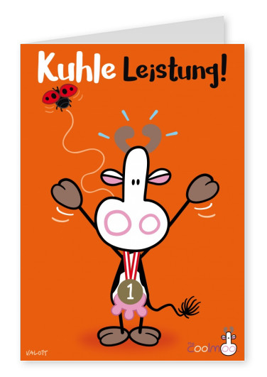 KUHLE LEISTUNG! - The CoolMOo