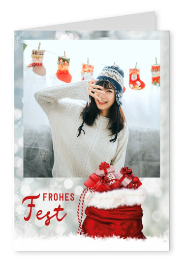 GREETING ARTS Frohes Fest