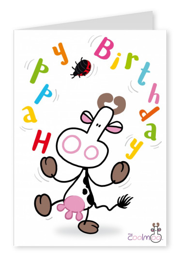 Happy Birthday - The CoolMOo