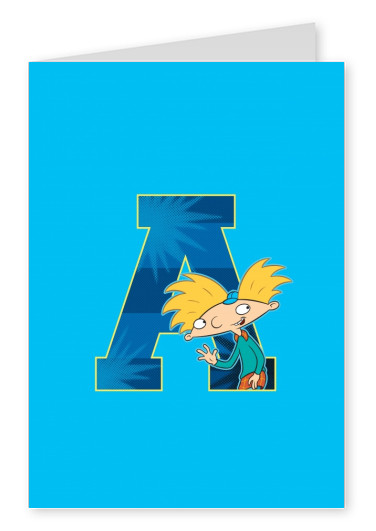 Hey Arnold! - A is for Arnold