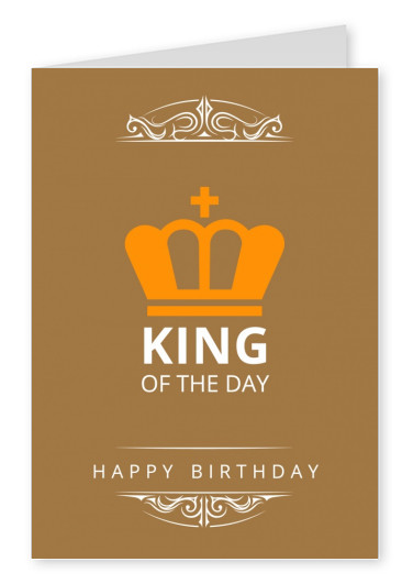 King of the day
