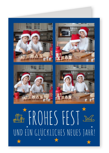 Frohes Fest Meridian Design