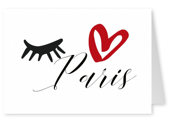 Illustration Eye-love Paris