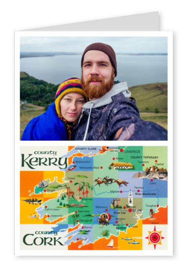 The John Hinde Archive County Kerry & County Cork