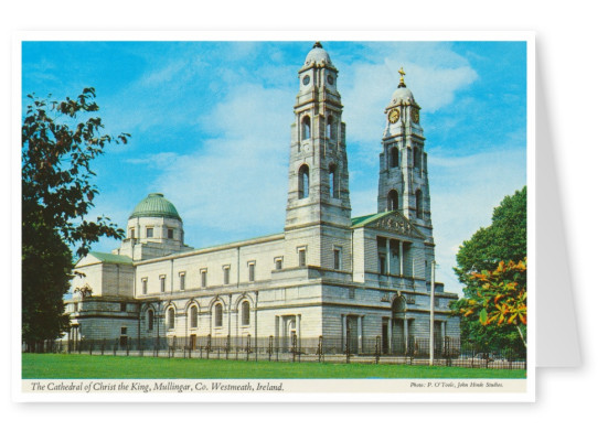 The John Hinde Archive FotoCathedral of Christ the Kind, Co. Westmeath, Ireland