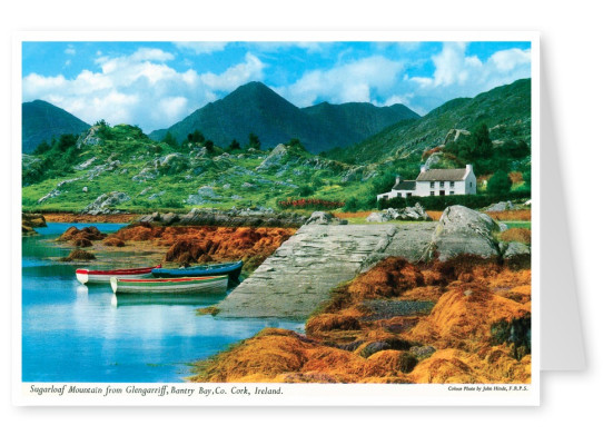 The John Hinde Archive Foto Sugarloaf Mountain from Glengarriff, Bantry Bay