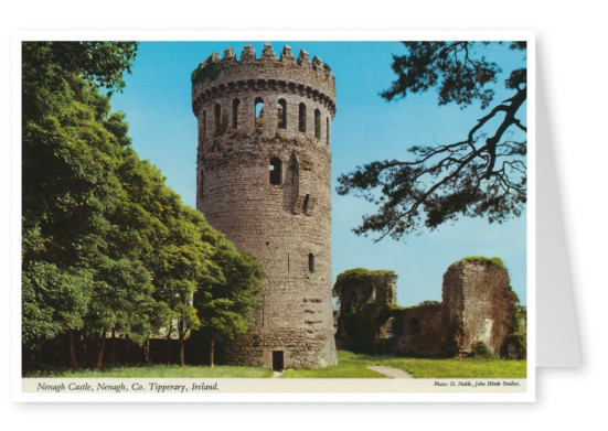 The John Hinde Archive Foto Nenagh Castle, Tipperary