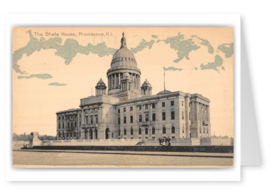 Providence, Rhode Island, The State House