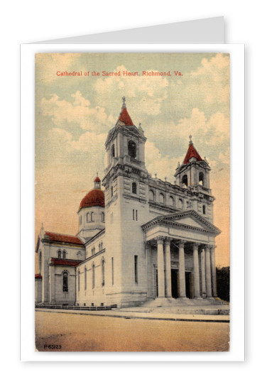 Richmond, Virginia, Cathedral of the Sacred Heart